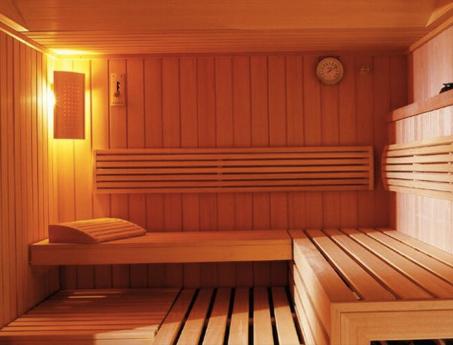 Sauna suédois au SPA